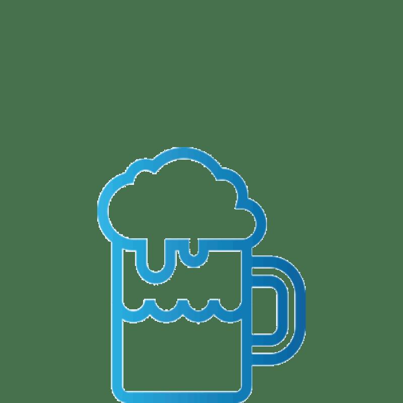 logo bierglas